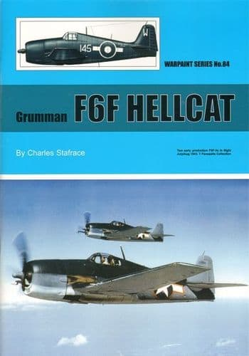 Grumman F6F Hellcat - By Charles Stafrace