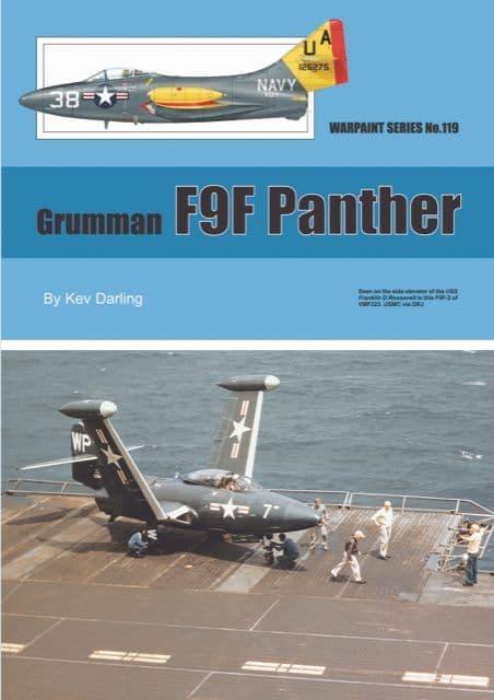 Grumman F9F Panther - By Kev Darling