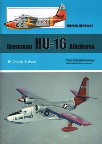Grumman HU-16 Albatross - By Charles Stafrace