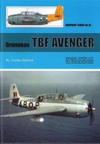 Grumman TBF Avenger - By Charles Stafrace