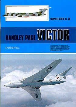 Handley-Page Victor - By Steve Hazel