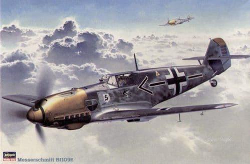 Hasegawa 1/32 Messerschmitt Bf-109E # ST001