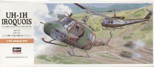 Hasegawa 1/72 Bell UH-1H Iroquois # A11