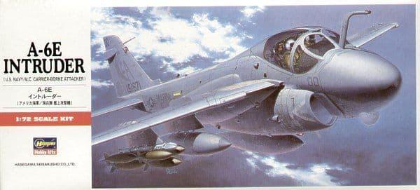 Hasegawa 1/72 Grumman A-6E Intruder # C08