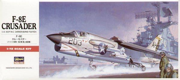 Hasegawa 1/72 Vought F-8E Crusader # C09