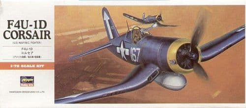 Hasegawa 1/72 Vought F4U-1D Corsair # A10