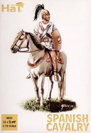 HaT 1/72 Punic War Spanish Cavalry # 8055