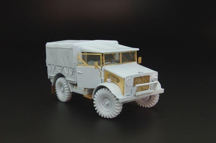 Hauler 1/48 Bedford MWD Light Truck Detail Set # 48362