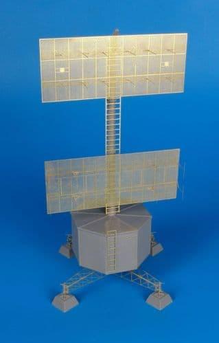 Hauler 1/48 FREYA EGON I (FuS An 730) Radar Station Construction Kit # S48001