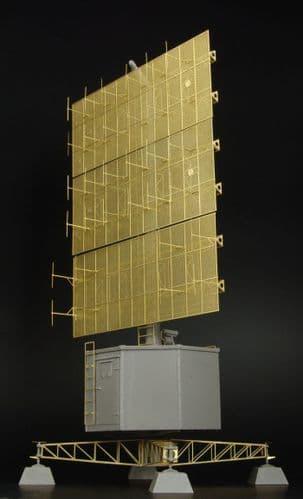 Hauler 1/48 FREYA-LZ A (FuMG-401) Ground Radar Station Construction Kit # S48002