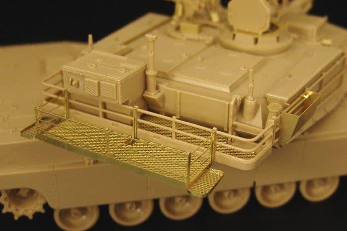 Hauler 1/48 M1A2 Abrams Detailing Set # X48385