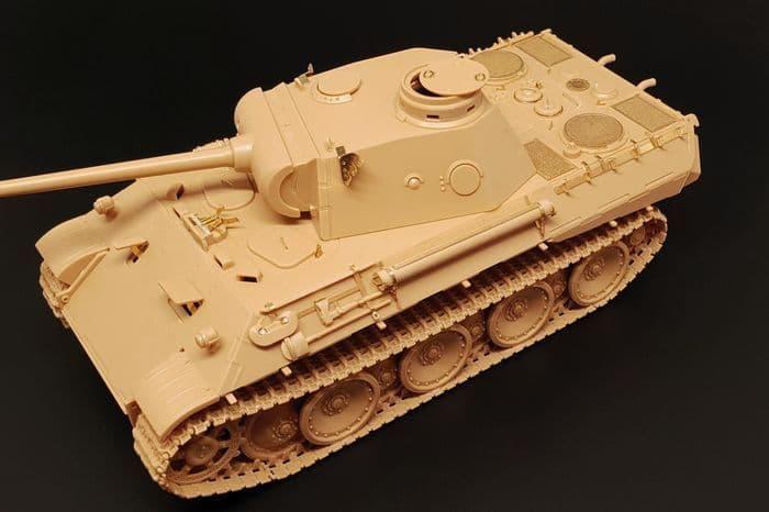 Hauler 1/48 Pz.Kpfw.V Ausf.D Panther Detailing Set # X48395
