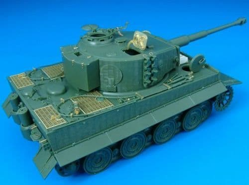 Hauler 1/48 Pz.Kpfw.VI Tiger I Late # X48030