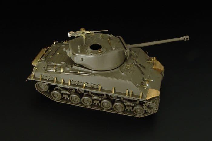 Hauler 1/48 Sherman M4A3E8 Easy Eight Detailing Set # X48389