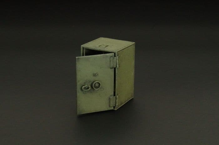 Hauler 1/48 US Army Field Safe Resin Construction Kit # X48394