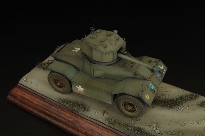 Hauler 1/72 AEC Mk.III Armoured Car - Resin Kit # P72023