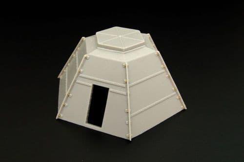 Hauler 1/72 Japanese Steel Pillbox # 72017