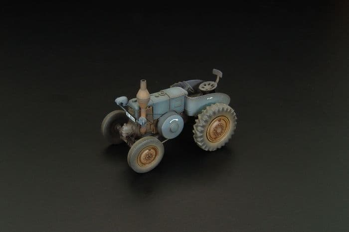 Hauler 1/72 Lanz Bulldog 30HP Tractor - Resin Kit # P72018á
