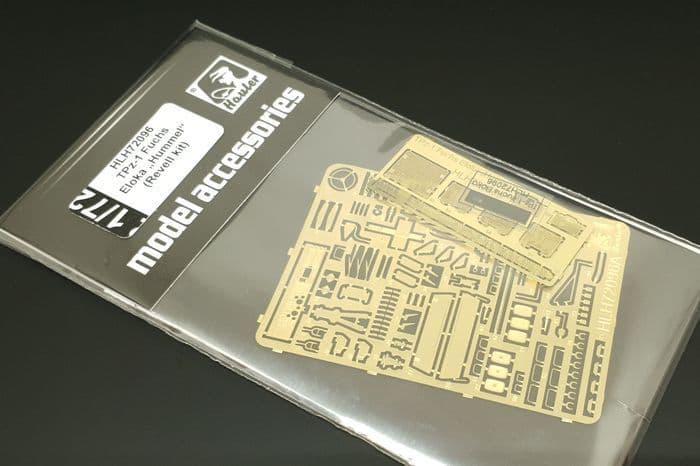 Hauler 1/72 TPz 1 'Fuchs' Eloka -Hummel- Detailing Set # H72096