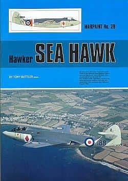 Hawker Sea Hawk - By Tony Buttler