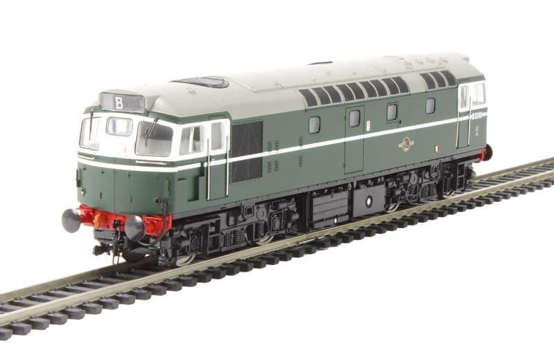 Heljan OO Gauge Class 27 D5349 in Green # 2725