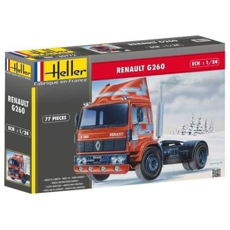 Heller 1/24 Renault G260 Truck # 80772