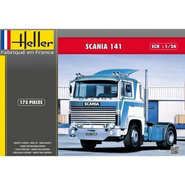 Heller 1/24 Scania 141  # 80773