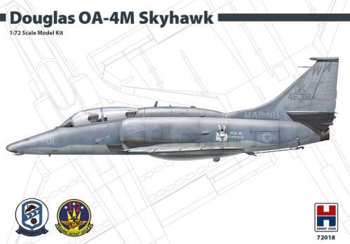Hobby 2000 1/72 Douglas OA-4M Skyhawk
