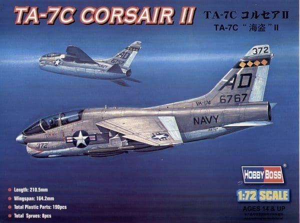 Hobby Boss 1/72 TA-7C Corsair II # 87209