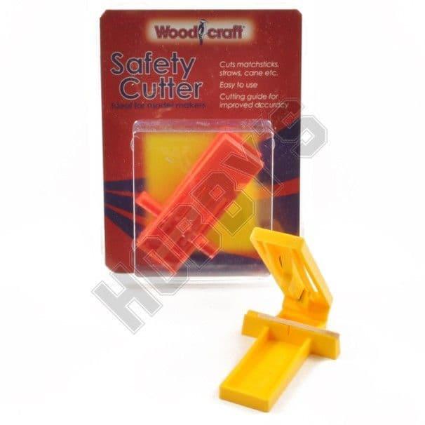 Hobby's Woodcraft - Matchstick Safety Cutter # HMS5