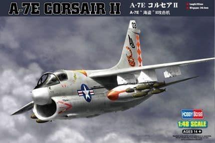 HobbyBoss 1/48 A-7E Corsair II # 80345