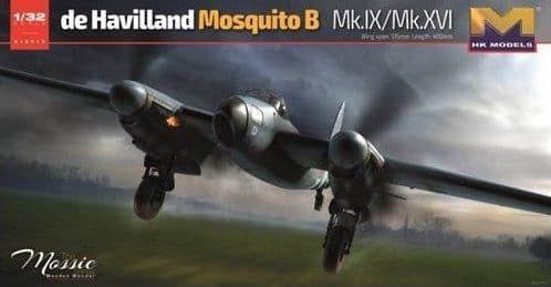 Hong Kong Models 1/32 de Havilland Mosquito Mk.IX/Mk.XVI # 01E16