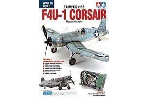 How To Build 1/32 F4U-1 Corsair # ADH7