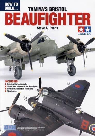 How to build Tamiya's Bristol Beaufighter