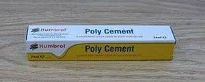 Humbrol - Polystrene Cement 24ml # 41031