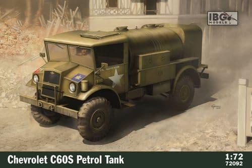 IBG 1/72 Chevrolet C60S Petrol Tank # 72092