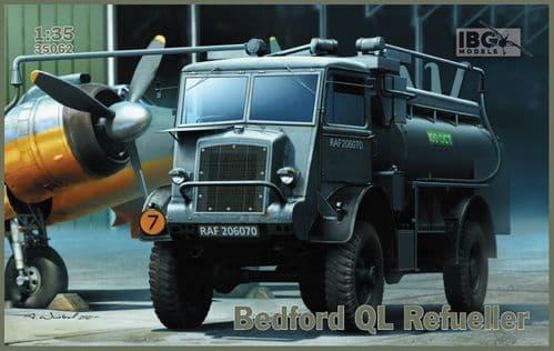 IBG Models 1/35 Bedford QL Refueller # 35062