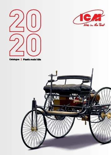 ICM 2020 Catalogue