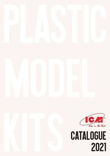 ICM 2021 Catalogue