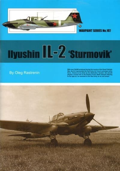 Ilyushin IL-2 Sturmovik - by Oleg Rastrenin