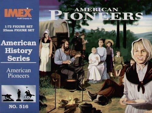 Imex 1/72 American Pioneers # 516