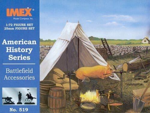 Imex 1/72 Battlefield Accessories # 519