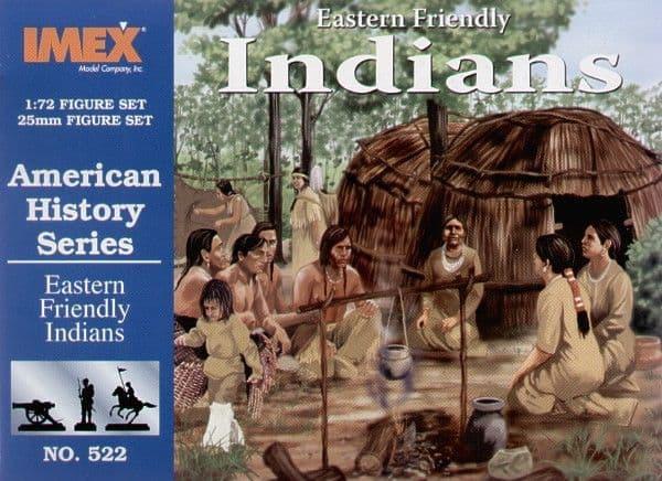 Imex 1/72 Eastern Friendly Indians # 522