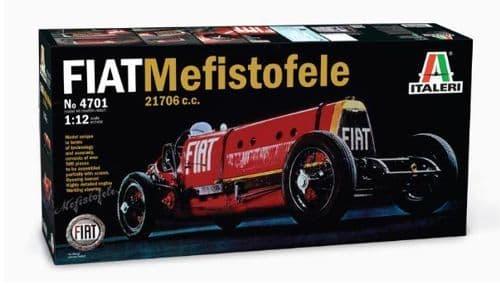 Italeri 1/12 Fiat Mefistofele 21706 c.c. # 4701