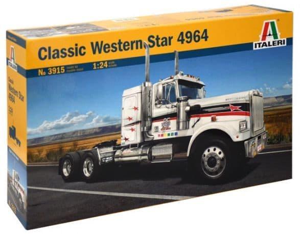 Italeri 1/24 Classic Western Star 4964 # 3915