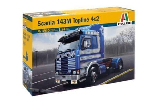 Italeri 1/24 Scania 143M Topline 4x2 # 3910