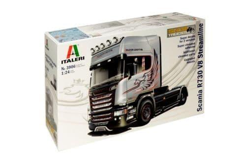 Italeri 1/24 Scania R730 V8 Streamline # 3906