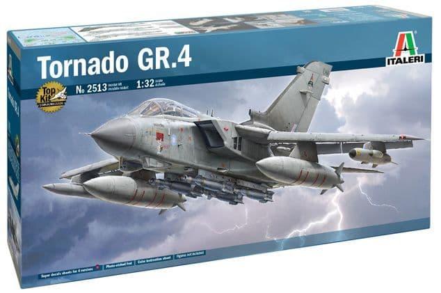 Italeri 1/32 Panavia Tornado GR.4 # 2513