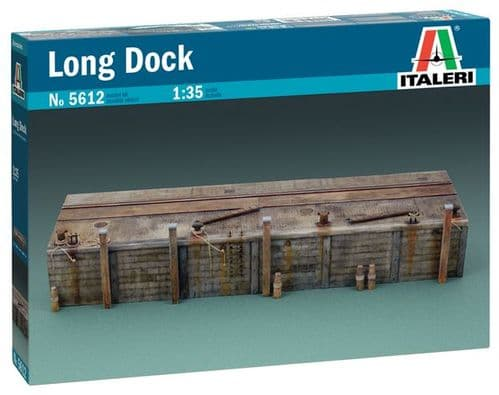 Italeri 1/35 Long Dock # 5612