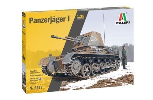 Italeri 1/35 Panzerjäger I # 6577